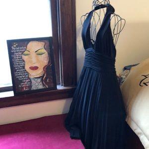 CACHÈ Black retro dress